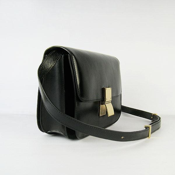 de8a686d69 Celine Bags Clasp Classic Box Medium Black Luxury Hot Sale  Celine-076  -   290.55   Celine Outlet Online - Celine Bags
